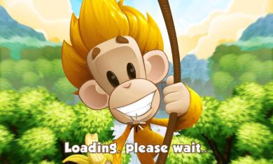猴子香蕉-好玩的手机游戏-手机游戏下载-免费手机